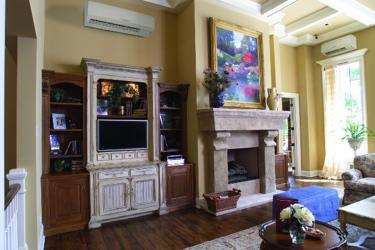 Fireplace_DuctlessMiniSplt